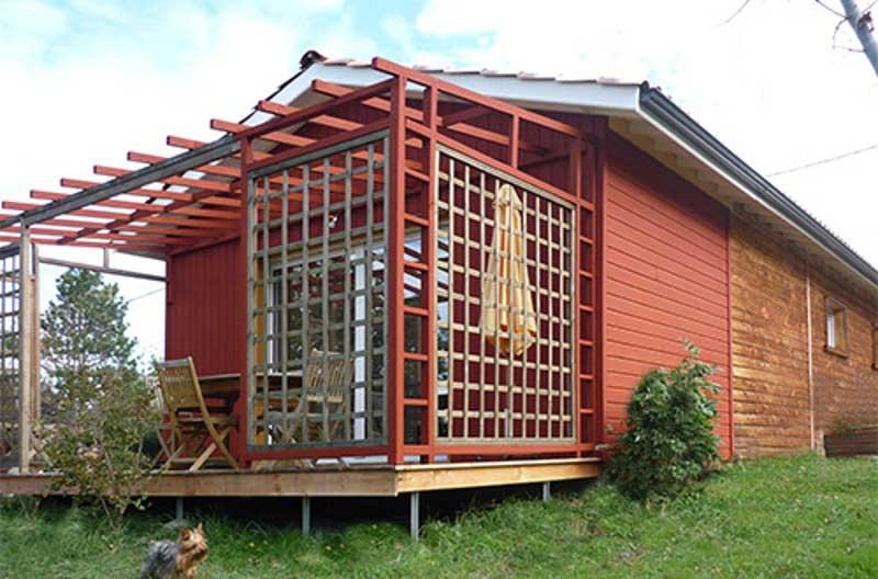 construction bois 81