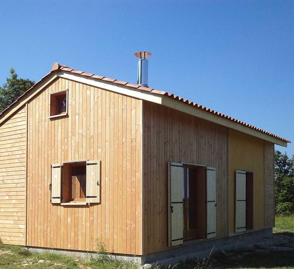 construction de maisons à ossature bois tarn et midipyrénées